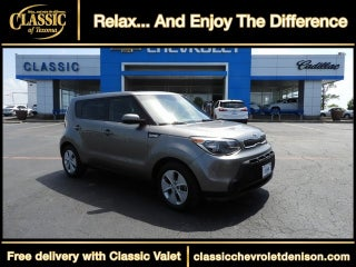 Used Kia Soul Denison Tx